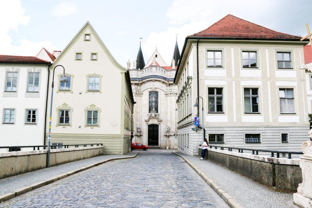Barocke Bauwerke in Eichstätt