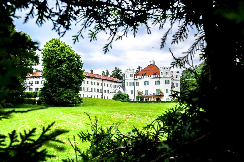 Sissi-Schloss Possenhofen