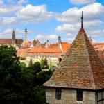 Dächer Rothenburgs